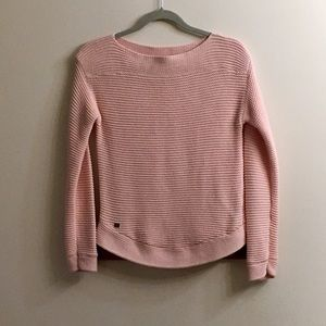 Ralph Lauren Sz Small pink long sleeve sweater